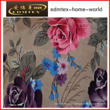 Curtain Fabric with Printed Styled-Cheap Price EDM0535