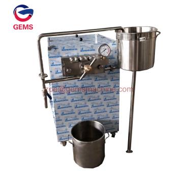Precio de la máquina emulsionante homogeneizador de helados de alta presión