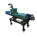 Aquaculture special solid liquid separator feces dehydrator