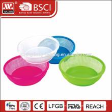 Boa qualidade & venda quente peneira plástica