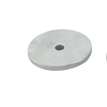Precision casting water switch cover