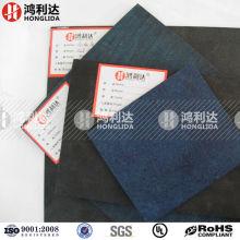 Composite stencil material of durostone Plane