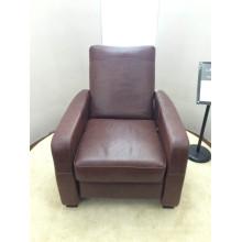 Sofá elétrico reclinável EUA L & P sofá do mecanismo para baixo do sofá (C461 #)