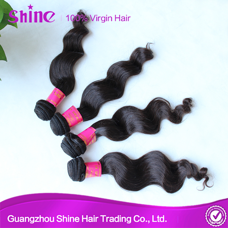 brazilian human virgin hair extension
