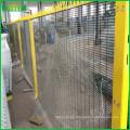 Прочный защитный забор 358