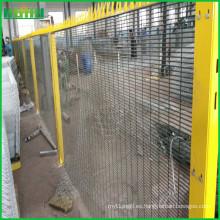 Alambre no subida 358 Cerca de la prisión del perímetro