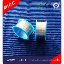 Китай Вольфрам-рениевые термопары Тип C оголенный провод