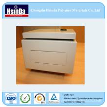 Revestimiento en polvo termoendurecible gris claro del certificado de SGS Ral 7035