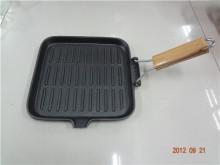 Dapur kuali dengan pemegang yang boleh