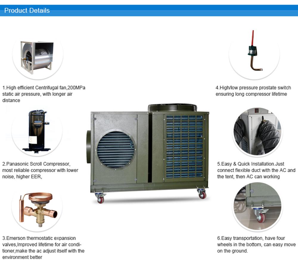 Tent air conditioner (3)