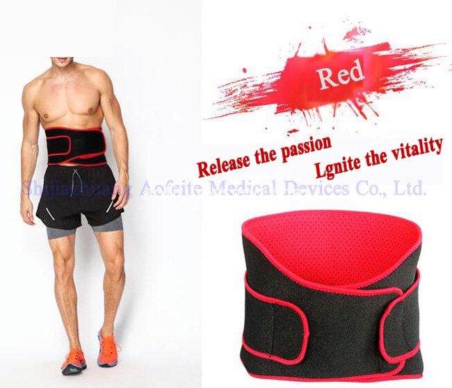 medical elastic waist belt