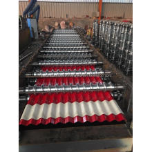 Corrugated Tile Roofing Sheet Roll Forming Machine