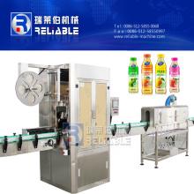 China máquina de etiquetas plástica automática do psiquiatra da garrafa