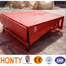 6 T стационарный гидравлический подъемник / разгрузочная платформа