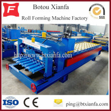 Glazed Steel Roof Tile Forming Machine
