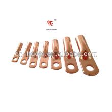 Cosses à sertir en cuivre (tubulaires)