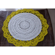 Super Piękny Kwiat Kintting Crocheted Table Cloth