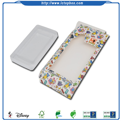 High CP Value Paper Packaging Phone Case Box