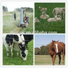 Galvanisierter Cattel-Zaun / Bauernhof-Schutz-Feld-Zaun für Verkauf