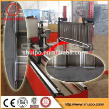 2015 High quality Wave Plate Automatic Welding Machine welding machine to make Container