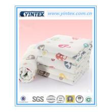Confortável Tecido 100% Algodão-Jacquard para Bebé