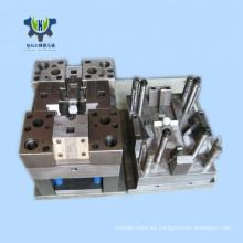 Moldes de fundición a presión de aluminio.