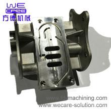 Servicios de piezas de aluminio por encargo no estándar en China