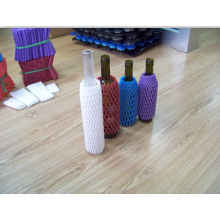 Защитный чехол сетка для бутылки упаковки очень популярен в Австралии, Сингапуре