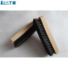 escova de pratos de madeira de lavagem ajustável de design profissional