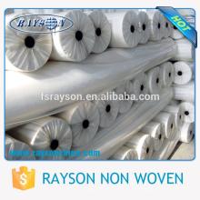 Venta caliente Nonvoven / Nonwomen / tela no tejida para el comercio mundial de comercialización