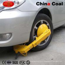 Serrure de roue de pneu de sécurité pour la voiture avec 2 clés