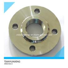 ASTM кованый RF Slip на фланце из нержавеющей стали