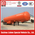 58.5m3 tri-axle lpg gas transportation trailer