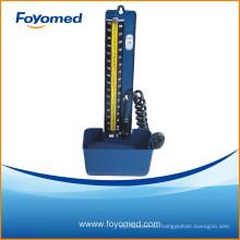 Gran calidad Mercury Sphygmomanometer Tipo de Pared