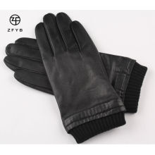 2016 fashional men Gants en cuir