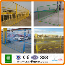 Canada temporary mobile fencing/portable fencing(ISO9001:2008 professional manufacturer)