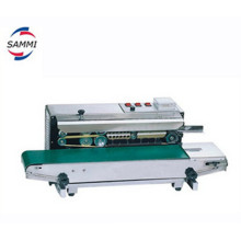 China normal latest design plastic roll bag sealing machine