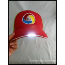 chinese factory led baseball caps/china led cap