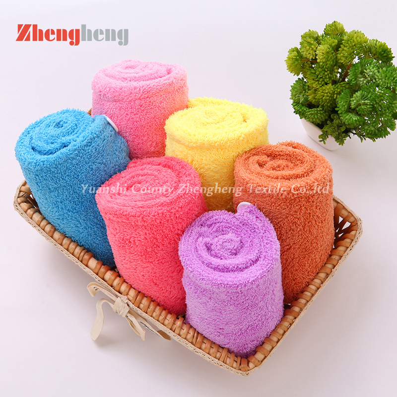 Hair Drying Coral Fleece Towel (6)