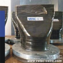 "Vatac Flanged / Flg RF / FF Válvula de retención de 2 ""~ 40"" Duckbill Proveedor"