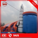 2017 good quality inflatable slide factory slide with good offers