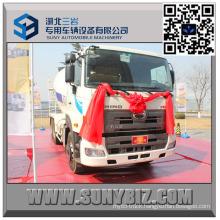 10 M3 Hino 700 Agitator Truck