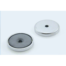 Competitive Permanent NdFeB Magnetic Pot Magnet with Hole