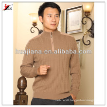 Luxury 100% pure Cashmere sweater pullover for men