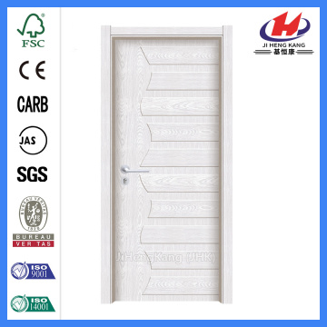 JHK-MD05 competitive price of wall panel veneer melamine doors
