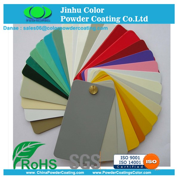 exterior use polyester powder coating for metal sheet