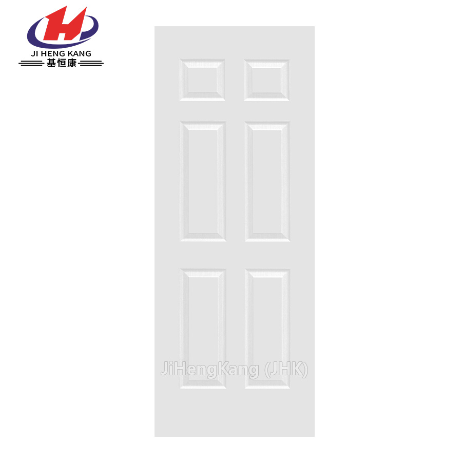 JHK-006 Hollow Core Moulded  6 Panel Interior Door