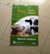 livestock feed bag for cattle feed packaging bag/horse feed packing bag/sheep feed packingbag