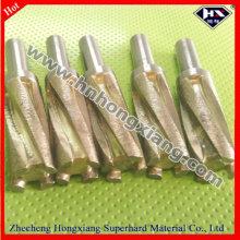 CNC Diamond Finger Bit für Glas Granit Marmor Stein