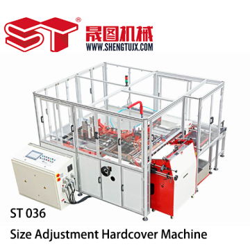 Inbunden Packaging Case Machine
